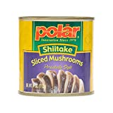 MW polar Sliced Shiitake Mushrooms, 4 Ounce (Pack of 12)