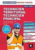 Réussite Concours - Technicien territorial / principal - 2020-2021 - Préparation complète