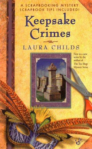 Keepsake Crimes A Scrapbooking Mystery Book 1