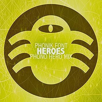Heroes (Phono Hero Mix)
