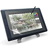 ELECOM-Japan Brand- Paper-Feel Screen Protector Compatible with Wacom Cintiq 22 HD/Smooth Type/TB-WC22FLAPLL