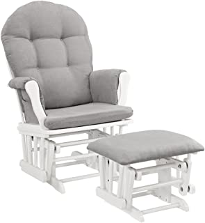 Best white glider rocker with ottoman Reviews