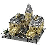 Building Block Toy Francés Edificio del Palacio Grupos modulares, Calle 23399Pcs Creativo Vista de la Arquitectura del Juguete Bricolaje Kits de construcción Compatible con Licencia- Lego y Diseñado