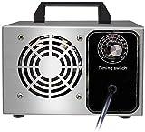 FCH-GY 5g / 10g / 15g generador de ozono removedor de olores Naturales y Filtro de Aire Confort Acero Inoxidable para Limpiador Comercial Desodorante y esterilizador de ozonizador Profesional 5g-10g