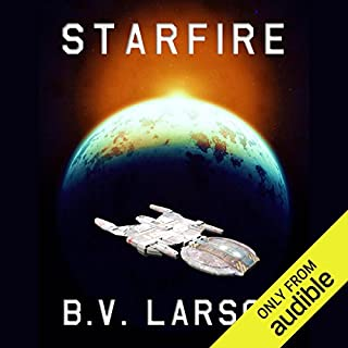 Starfire                   By:                                                                                                                                 B.V. Larson                               Narrated by:                                                                                                                                 Edoardo Ballerini                      Length: 13 hrs and 1 min     2,462 ratings     Overall 4.0