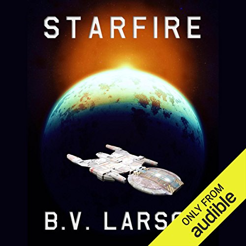 Starfire                   Written by:                                                                                                                                 B.V. Larson                               Narrated by:                                                                                                                                 Edoardo Ballerini                      Length: 13 hrs and 1 min     3 ratings     Overall 4.7