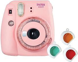 Fujifilm Instax Mini 9 Instant Camera Clear Pink - Special Edition