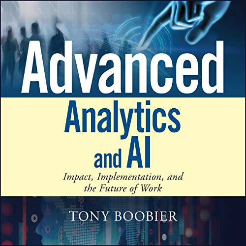Page de couverture de Advanced Analytics and AI