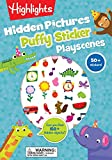 Hidden Pictures Puffy Sticker Playscenes