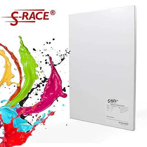 S-RACE Transferpapier DIN-A3 100 Blatt 120g/m² - Sublimationspapier für Inkjet