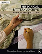 Historical Pattern Archive: Women's Clothing 1837-1969 (English Edition)