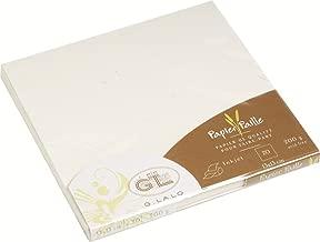 Sable Exacompta Document Portefeuille 56986se en carton recycl/é 3/rabats /élastique 400/g, format A4