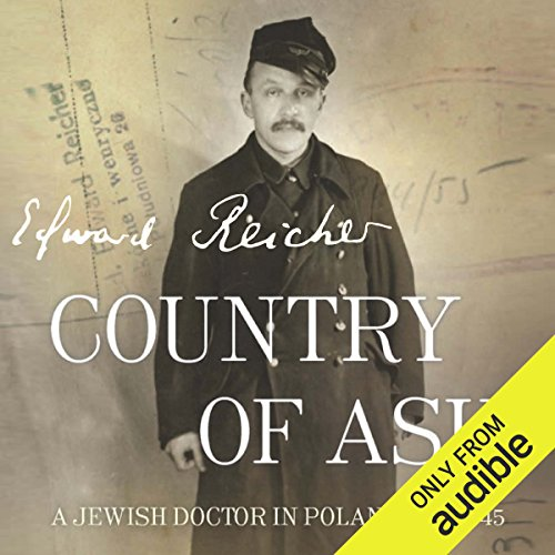 Country of Ash audiobook cover art