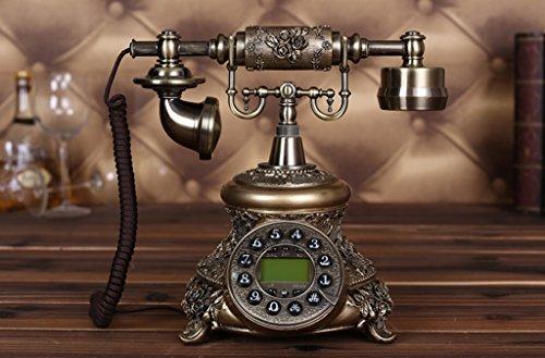 Shopping-De style européen Antique Métal Retro Fashion Creative Téléphone 109