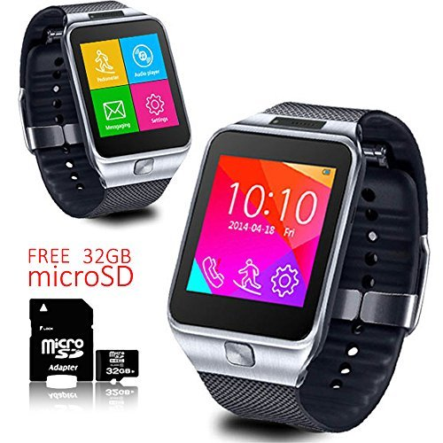 Indigi Smart Watch Bluetooth Wireless