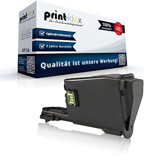 Kompatible Tonerkartusche für Kyocera FS 1041 1220 MFP 1320 MFP 1T02M50NL0 TK1115 TK-1115 TK 1115 Schwarz Black - Office Print Serie