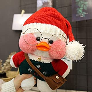 Korean World Duck Plush Toy Plush Stuffed Soft Doll Animal Dolls Kids Toys Peluche Stuffed Animals Duck Soft Toys for Children Birthday Gifts U Must Have Friendship Gifts The Favourite Toys
