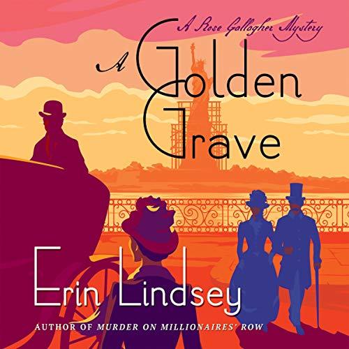 A Golden Grave audiobook cover art