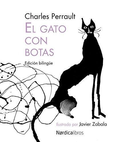 El gato con botas (Ilustrados) (Spanish and )