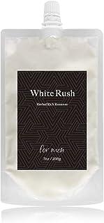 [Amazon限定ブランド] WRAZ WhiteRush ホワイトラッシュ メンズ 除毛クリーム 「ハーバルリッチリムーバー」 医薬部外品 200g