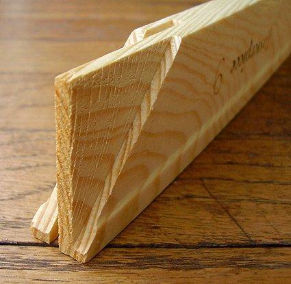Lightweight Stretcher Bar 25 inch length - single strip