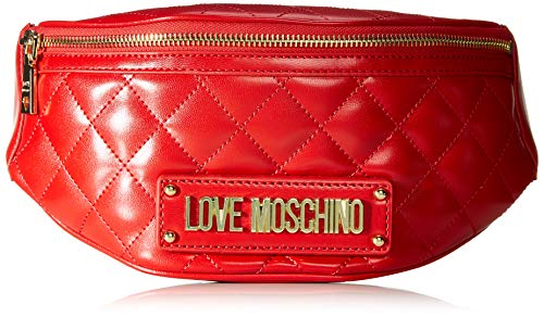 Love Moschino Jc4004pp18la0500, Bolso de Mano Unisex Adulto, Rojo (Rosso), 17x7x32 Centimeters (W x H x L) (Zapatos)