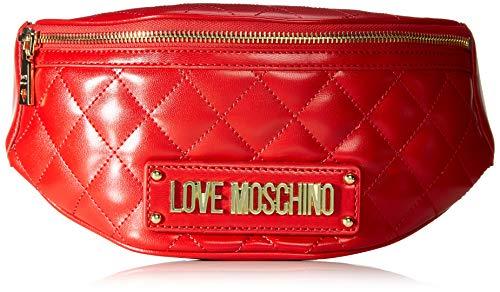 Love Moschino - Jc4004pp18la0500, Unisex adulto, Rojo (Rosso), 17x7x32 cm (W x H L) (Zapatos)