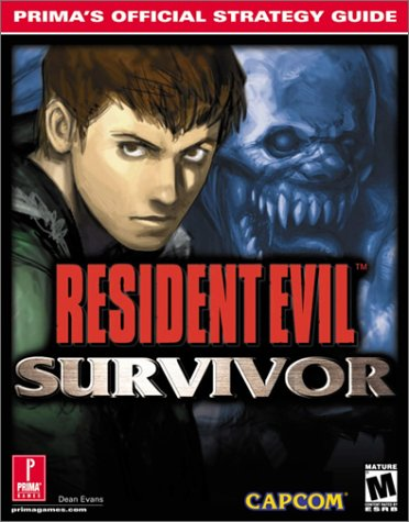 Resident Evil Survivor: Prima's Official Strategy Guide (Prima's Official Strategy Guides)