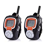 Walkie Talkie,KINGBOT 2 PCS Two-Way Radio
