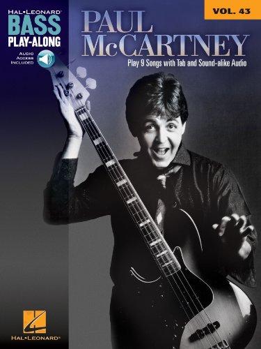 Paul McCartney Bass Play-Along: Volume 43 (English Edition)