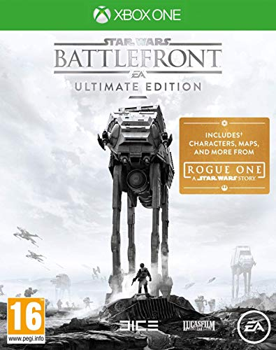 Star Wars Battlefront - Ultimate Edition - Xbox One [Audio CD]