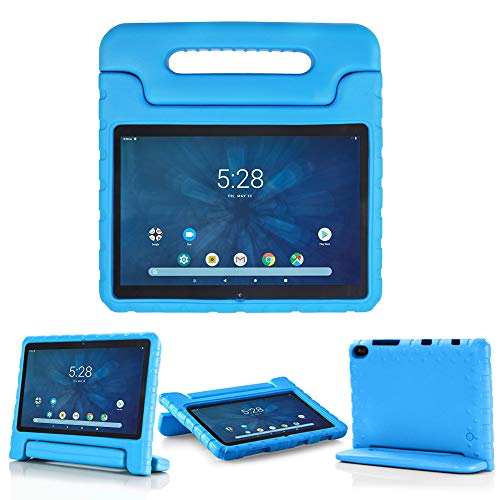 """REGOKI Onn 10.1"""" Case, Lightweight Handle Stand Kids Cover Compatible with Walmart Onn 10.1inch..."""