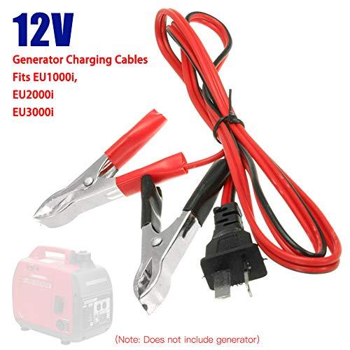 housesweet 12 V 1 2 M Gleichstromgenerator Ladekabel Kabel für Honda Eu1000i Eu2000i
