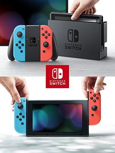 NintendoSwitch本体(ニンテンドースイッチ)【Joy-Con(L)ネオンブルー/(R)ネオンレッド】+ニンテンドーeショップでつかえるニンテンドープリペイド番号3000円分