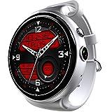 Ho Clock I4 Air Sport Smartwatch GPS-Gerät Tracker Kann Mit Wifi GPS 2G + 16G Speicher Kann Unabhängig als Ein Telefon Verwendet Werden,White