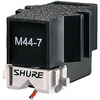 SHURE フォノ カートリッジ M44-7 【国内正規品】