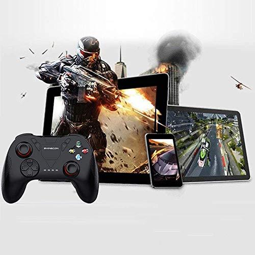 WANGOFUN Bluetooth Draadloze Controller voor Mobiele Game Druk Sensing Ondersteuning Fap Cross-Axis Positioning Game Controller voor Meerdere Platforms Gamepad Forenthusiast