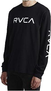 RVCA Big Long Sleeved T-Shirt - Black