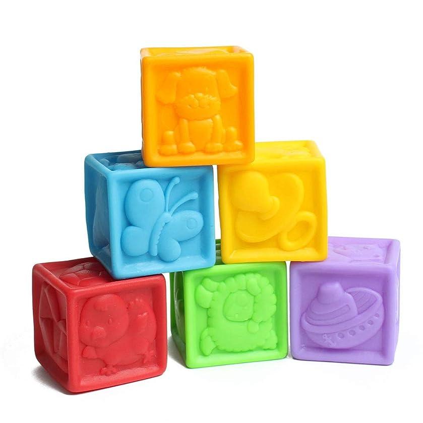 Coltoys 6 Stacking Blocks- Fun Educational Toys