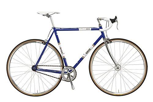 GIOS Erwachsene Fahrrad Vintage Pista Blue, 520