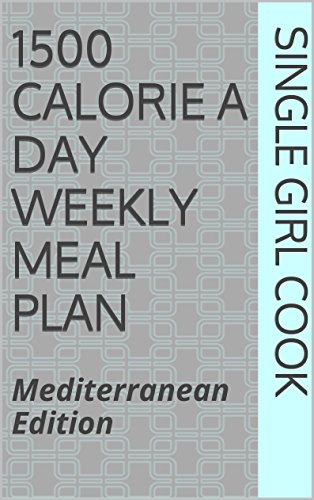 1500 calorie meal plan to lose weight