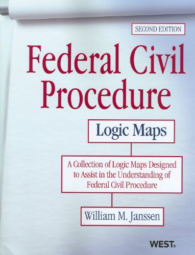 Federal Civil Procedure Logic Maps, 2d