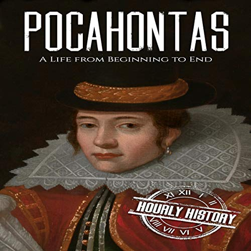 Pocahontas Audiobook By Hourly History cover art