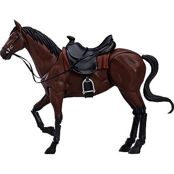マックスファクトリー figma 馬 ver.2 [茶] ノンスケール ABS&PVC製 塗装済み可動フィギュア