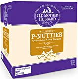 Old Mother Hubbard Classic P-Nuttier Biscuits Baked Dog Treats, Mini, 20 Pound Box