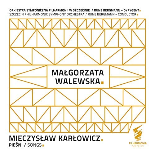 Orkiestra Symfoniczna Filharmonii w Szczecinie, Małgorzata Walewska & Rune Bergmann