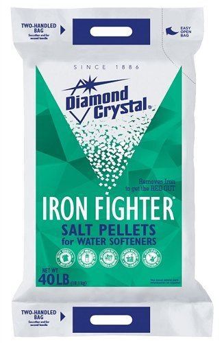 Diamond Crystal Iron Fighter Pellets Bag 40 Lb.