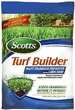 Scotts Turf Builder Halts Crabgrass Preventer with Lawn Food 15 M, 40 lbs