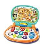 VTech- Moon & Me-Computer Portatile per Bambini, Multicolore, Box Size: 30 x 33 x 7.8cm, 525303