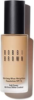 Bobbi Brown Skin Long-Wear Weightless Foundation SPF 15 - Warm Ivory